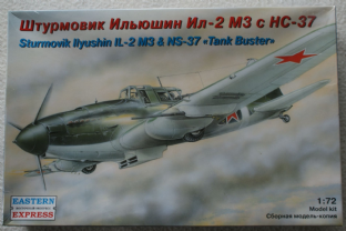 Eastern Express 1/72 72217 Ilyushin IL-2M3 with NS-37